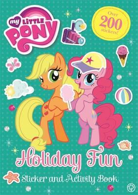 Holiday Fun Sticker and Activity Book (BOK)