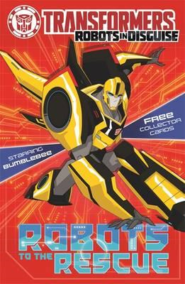 Transformers: Robots to the Rescue (BOK)