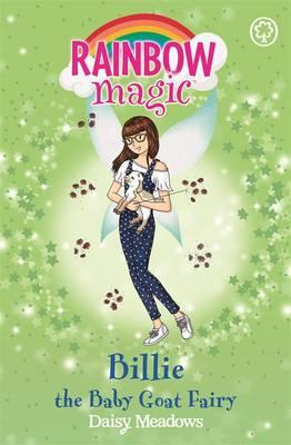 Billie the Baby Goat Fairy (BOK)