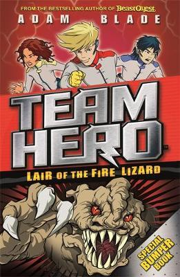 Team Hero: Lair of the Fire Lizard (BOK)