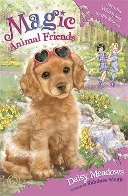 Magic Animal Friends: Jasmine Whizzpaws to the Rescue (BOK)