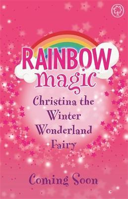Christina the Winter Wonderland Fairy (BOK)