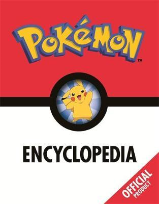 Official Pokemon Encyclopedia (BOK)