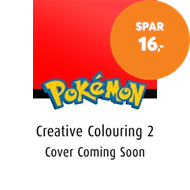 Produktbilde for The Official Pokemon Ultimate Creative Colouring (BOK)