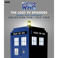 Doctor Who: The Lost TV Episodes Collection 5 (BOK)