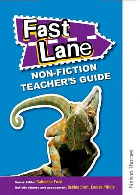 Fast Lane Non-Fiction Teacher's Guide (BOK)