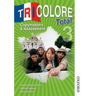 Tricolore Total 3 Copymasters & Assessment (BOK)