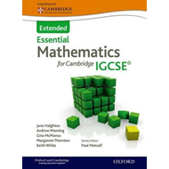Essential Mathematics for Cambridge IGCSE Extended (BOK)
