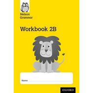Nelson Grammar Workbook 2B Year 2/P3 Pack of 10 (BOK)