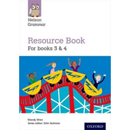 Nelson Grammar Resource Book Year 3-4/P4-5 (BOK)