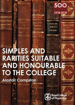 RCP 9: Simples and Rarities Suitable and Honourable to the C (BOK)