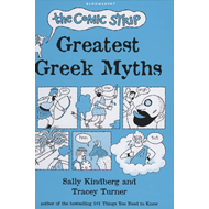 Comic Strip Greatest Greek Myths (BOK)