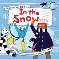 Monkey and Robot: In the Snow (BOK)