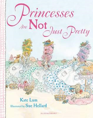 Princesses Are Not Just Pretty (BOK)