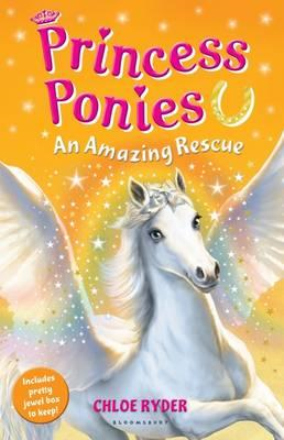 Princess Ponies 5: An Amazing Rescue (BOK)