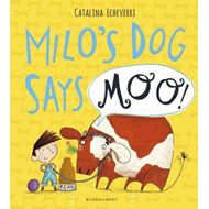 Milo's Dog Says MOO! (BOK)