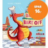 Produktbilde for The Great Dragon Bake Off (BOK)
