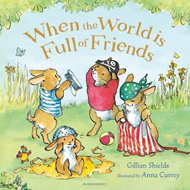 When the World is Full of Friends (BOK)