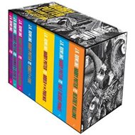 Harry Potter Complete Paperback Boxed Set (BOK)