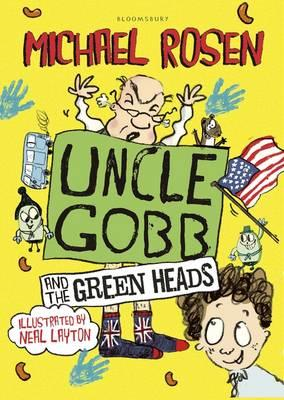 Uncle Gobb And The Green Heads (BOK)