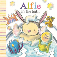 Alfie in the Bath (BOK)