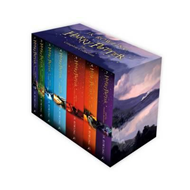 Harry Potter Box Set: The Complete Collection Children's Pap (BOK)