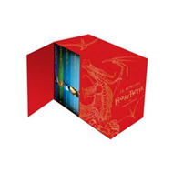 Harry Potter Box Set: The Complete Collection Children's Har (BOK)