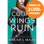 Produktbilde for Court of Wings and Ruin (BOK)