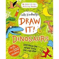 Draw It! Dinosaurs: 100 prehistoric things to doodle and dra (BOK)