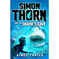 Simon Thorn and the Shark's Cave (BOK)