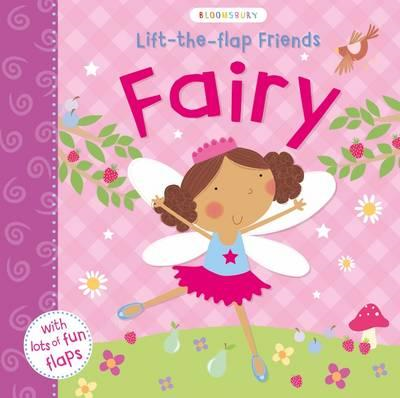 Lift-the-flap Friends Fairy (BOK)