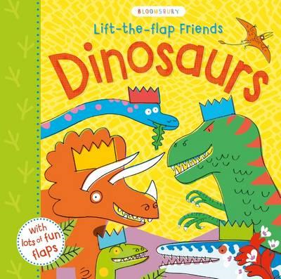Lift-the-flap Friends Dinosaurs (BOK)