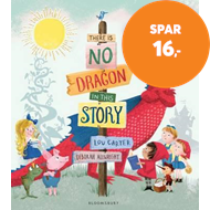 Produktbilde for There Is No Dragon In This Story (BOK)