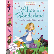 Alice in Wonderland Activity and Sticker Book (BOK)