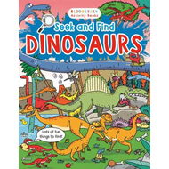 Seek and Find Dinosaurs (BOK)