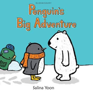 Produktbilde for Penguin's Big Adventure (BOK)
