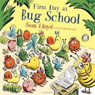 Produktbilde for First Day at Bug School (BOK)
