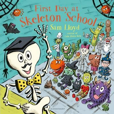 First Day at Skeleton School (BOK)