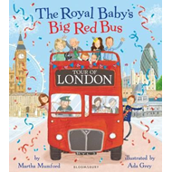 Royal Baby's Big Red Bus Tour of London (BOK)