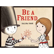 Produktbilde for Be a Friend (BOK)