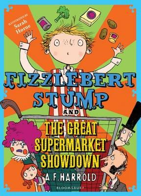 Fizzlebert Stump and the Great Supermarket Showdown (BOK)