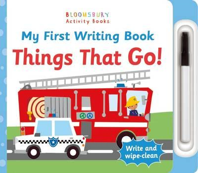 My First Writing Book Things That Go! (BOK)