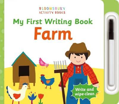My First Writing Book Farm (BOK)