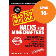 Produktbilde for Hacks for Minecrafters: Master Builder - An Unofficial Minecrafters Guide (BOK)