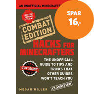 Produktbilde for Hacks for Minecrafters: Combat Edition (BOK)