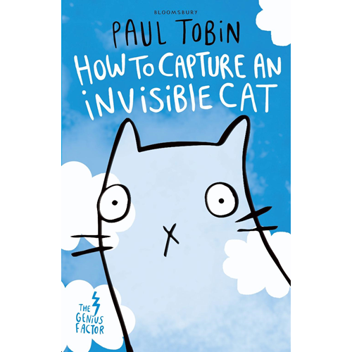 Genius Factor: How to Capture an Invisible Cat (BOK)