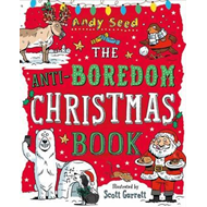 Anti-Boredom Christmas Book (BOK)
