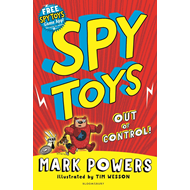 Spy Toys: Out of Control! (BOK)