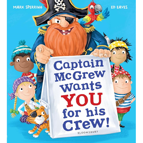Captain McGrew Wants You for His Crew! (BOK)