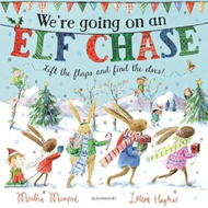 We're Going on an Elf Chase (BOK)